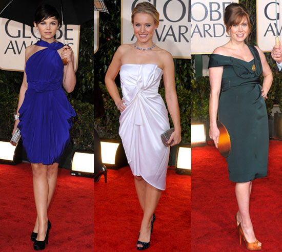 Ginnifer Goodwin, Kristen Bell, and Amy Adams