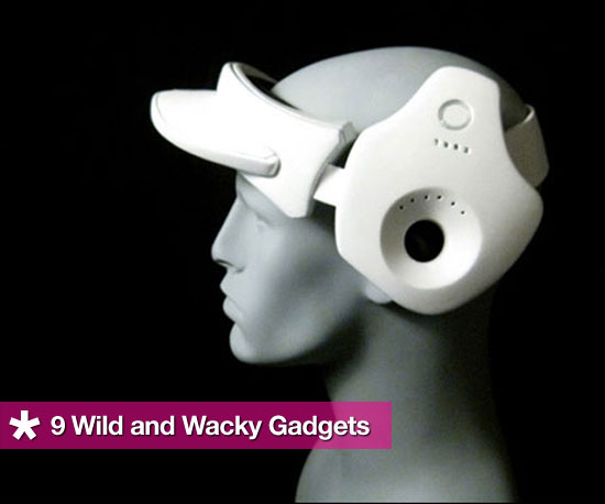 Wild and Wacky Gadgets