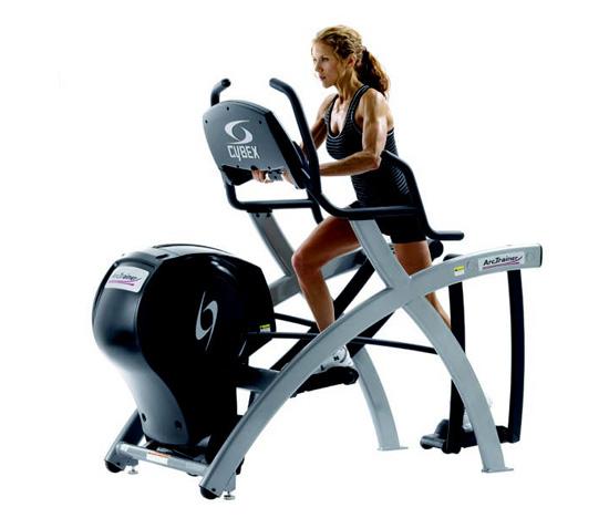 the arc workout machine
