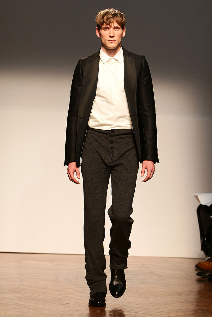 Milan: Pringle of Scotland Men's Fall 2010