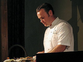 Mushroom Tips From Chef Matt Bolton at the 2010 Chefs' Holidays at The Ahwahnee Hotel in Yosemite