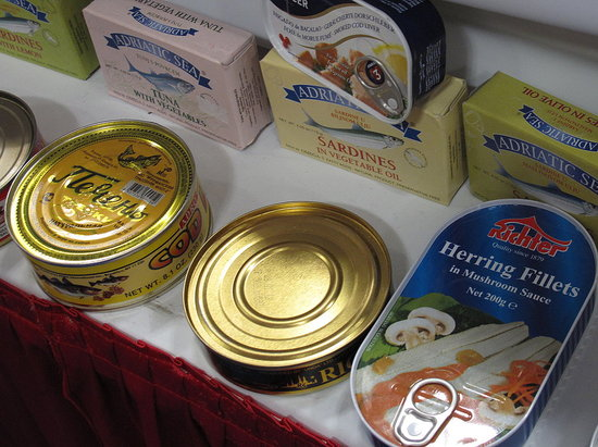 Poll: Do You Buy Canned Fish?