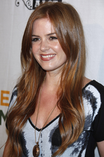 Isla Fisher Joins John Landis Horror Comedy Burke and Hare Opposite Tom Wilkinson, Simon Pegg, and Andy Serkis 2010-01-22 10:30:29