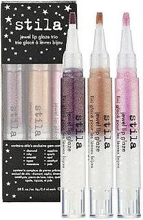 Stila Jewel Lip Glaze Trio Giveaway 2010-01-27 23:30:00