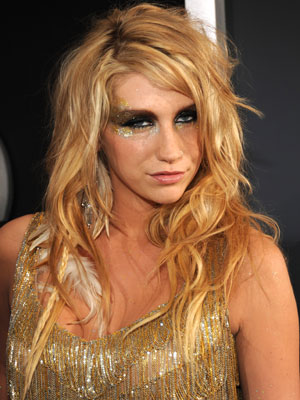 Kesha at Grammys