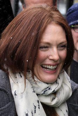 Julianne Moore's Hair at the 2010 Sundance Film Festival