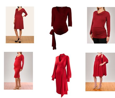 Valentine's Maternity Clothes