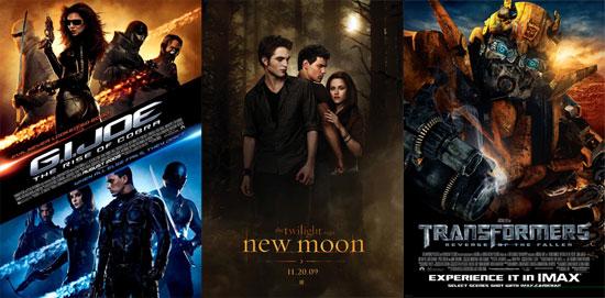 Full List of 2010 Razzie Nominees Includes G.I. Joe, Transformers 2, Shia LaBeouf, Robert Pattinson, Kristen Stewart, New Moon