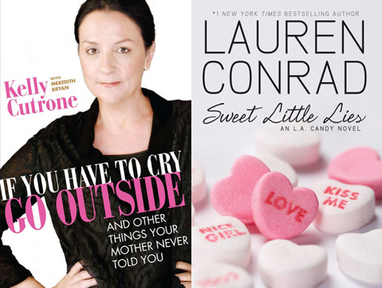 Cutrone vs. Conrad: Whose Book Would You Rather Read?