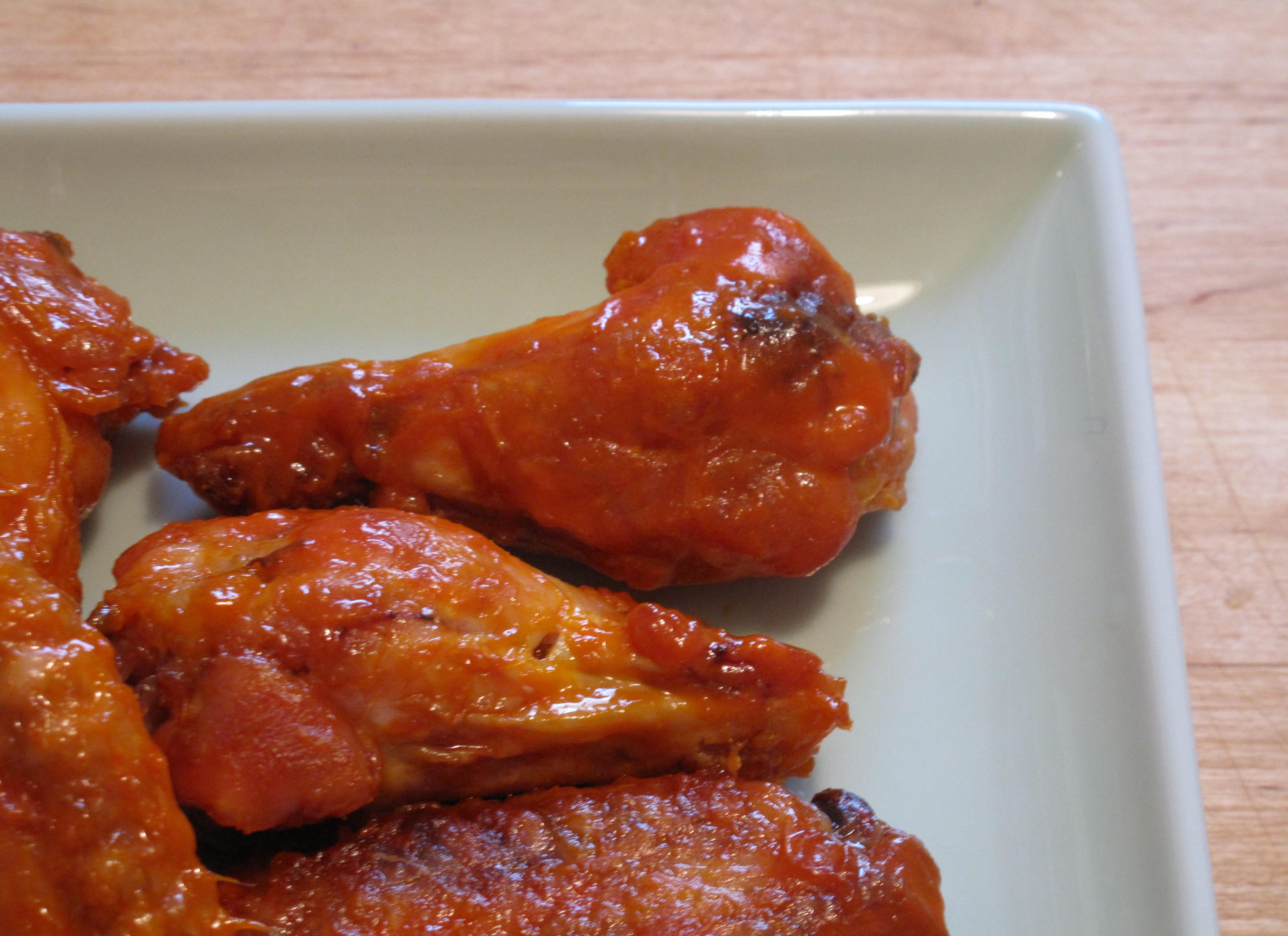 Game Day Eats: Buffalo Wings