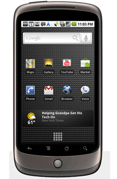 Guess the Newest Nexus One Feature