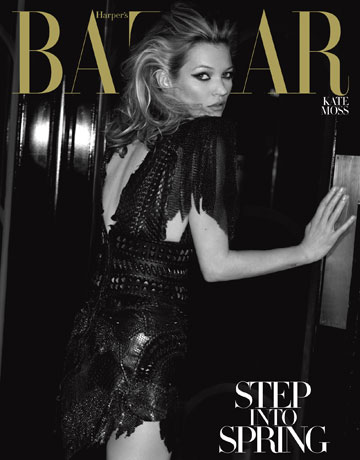 Kate Moss on the Possibility of Moving and Making Movies, Bags, and Shoes
