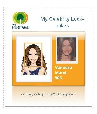 Find My Celebrity Doppelganger