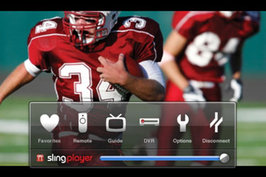 AT&T Allows SlingPlayer to Operate on 3G Network