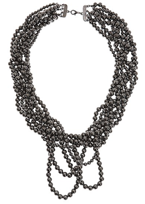 Funky Pearl Necklace
