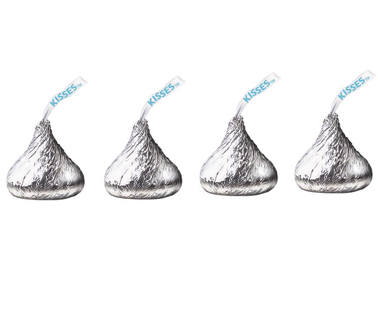 Calories In One Chocolate Kiss