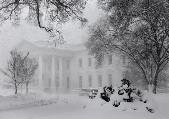 Oh Snap! The White-Out House
