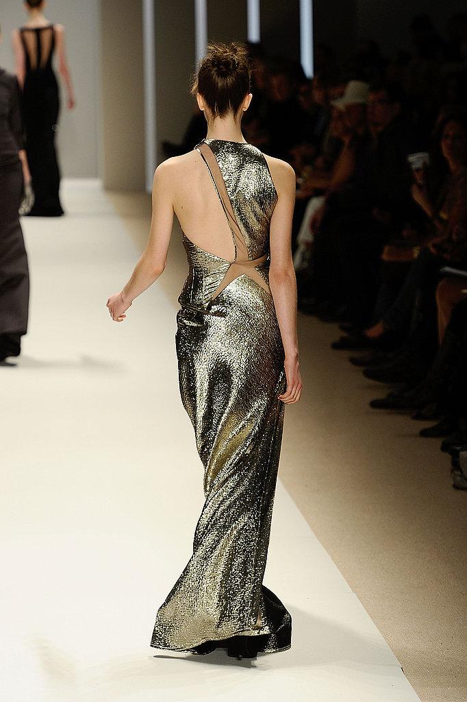 New York Fashion Week: Georges Chakra Fall 2010