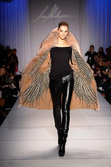 New York Fashion Week: Irina Shabayeva Fall 2010