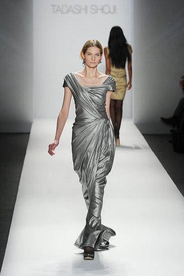 New York Fashion Week: Tadashi Shoji Fall 2010