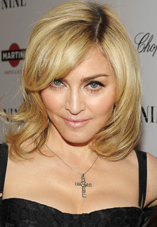 Madonna To Direct and Co-Write Royal Biopic W.E. About King Edward VIII and Wallis Simpson 2010-02-15 10:30:48