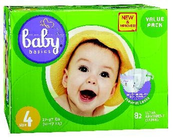 Baby Basics Discount Diapers