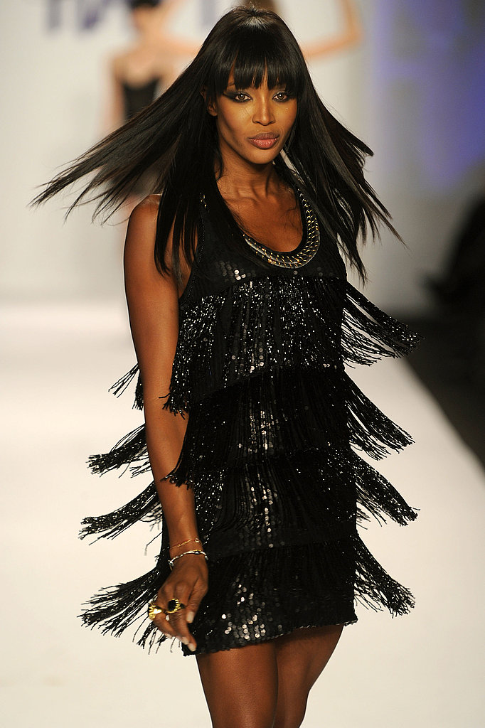Photos from Naomi Campbell's Haiti Relief Fashion Show