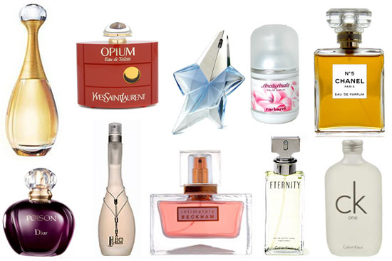 Iconic Fragrances Beauty Quiz