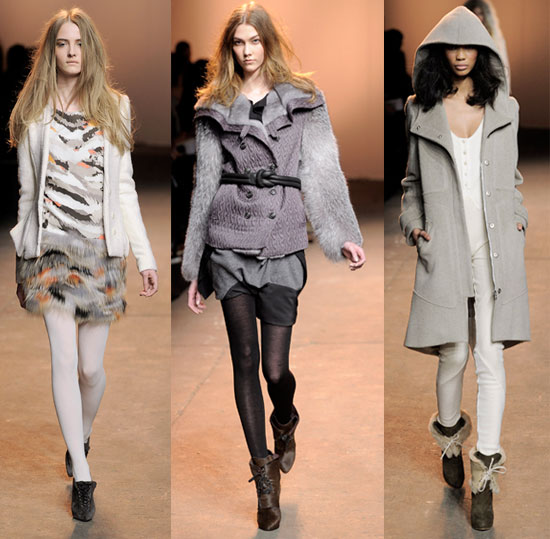 Photos of Thakoon's Fall 2010 Collection