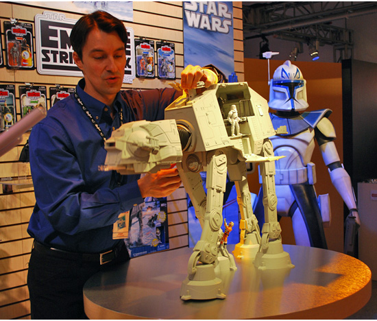 Star Wars AT-AT (All Terrain Armored Transport)
