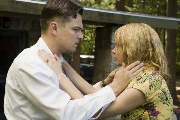 Review of Leonardo DiCaprio in Martin Scorsese's Shutter Island