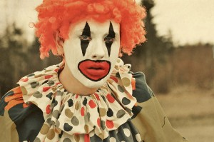 Lil Links:  Why Do Parents Hire Clowns That Scare Kids?