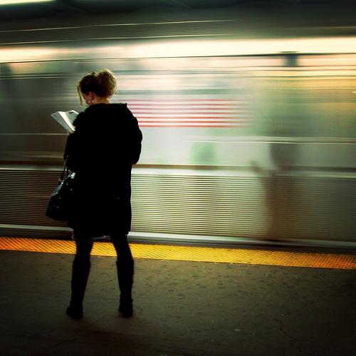 Most Popular Books Read on Subway