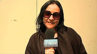 Kelly Cutrone on Jeremy Scott: Backstage Interview at NYFW