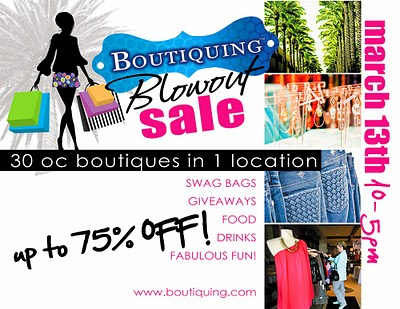 30 OC Boutiques Under 1 Roof - 75% OFF!
