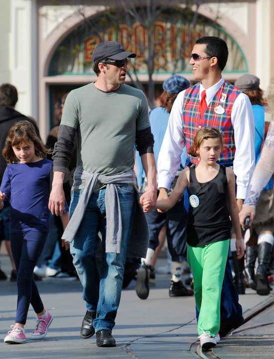 The gallery for --> Patrick Dempsey Daughter 2014