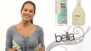 Bella Beauty Tip: Freshen up with Rosewater