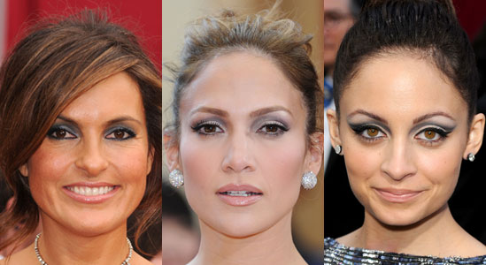 Trend Alert: Steely Shadows at the Oscars