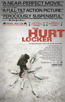 The Hurt Locker Is the 2010 Oscar Winner For Best Picture