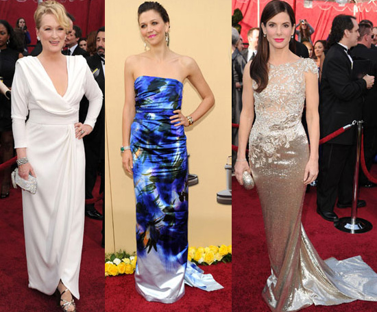 And the Winner of the Hottest Oscar Mama Is . . .?