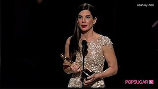 Sandra Bullock's Best Actress Acceptance Speech at the Oscars