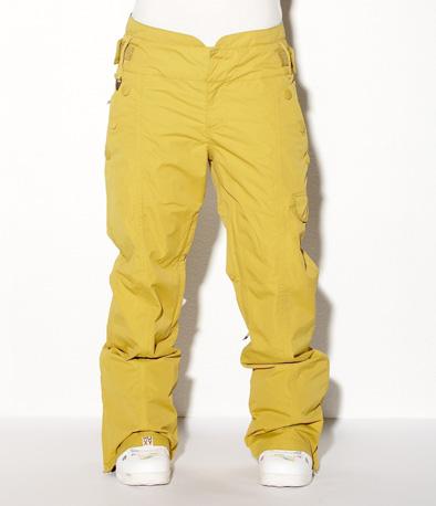 Torah Bright Pant, yellow ($170)