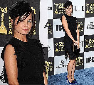 Mena Suvari at 2010 Independent Spirit Awards 2010-03-05 20:26:56