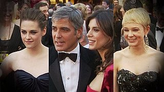 Kristen Stewart, George Clooney, Carey Mulligan, and More Stars on the 2010 Oscar Red Carpet