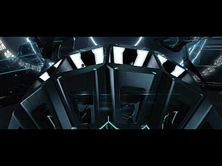 Video of the Teaser Trailer For Tron Legacy