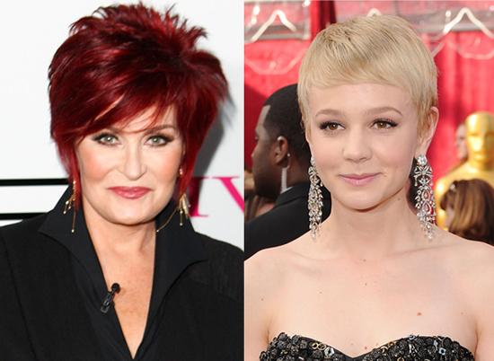 Sharon Osbourne Says She Wants Carey Mulligan to Play Her in Ozzy Osbourne Biopic 2010-03-15 14:31:54