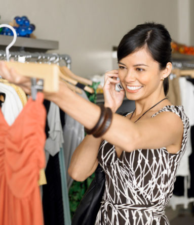 Would You Rather Spend on Good Food or Good Clothes?