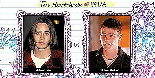 Sugar Shout Out: Help Us Pick the Best Teen Heartthrob of All Time! And Enter to Win an iPad!