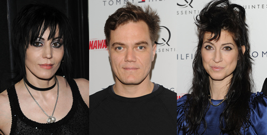 Exclusive Interview With Joan Jett, Michael Shannon, and Floria Sigismondi About Movie The Runaways