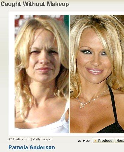 Pamela Anderson!